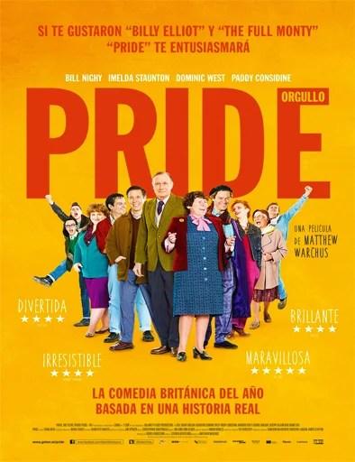 Poster de Pride (Orgullo)
