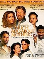 Beaucoup De Bruit Pour Rien Film : beaucoup, bruit, Beaucoup, Bruit, (1993), Musique, Patrick, Doyle, About, Nothing, Soundtrack, Cinezik.fr