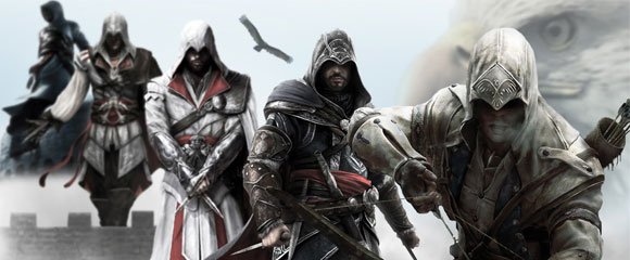 Nuevos juegos de Assassins Creed
