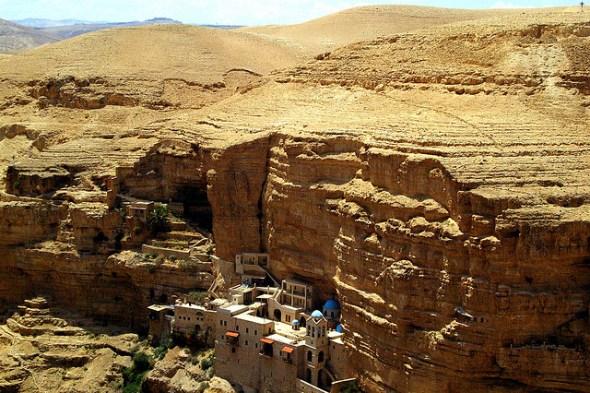 Monasterio St. George en Israel