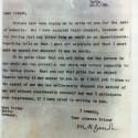 Carta de Mahatma Gandhi a Adolf Hitler