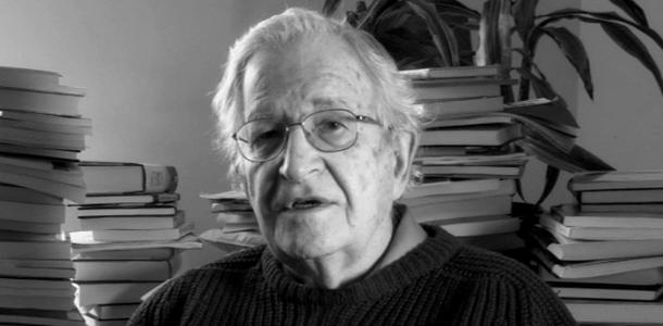 Las Mejores Frases De Noam Chomsky