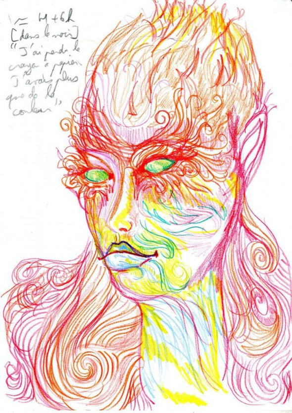 Dibujos con LSD