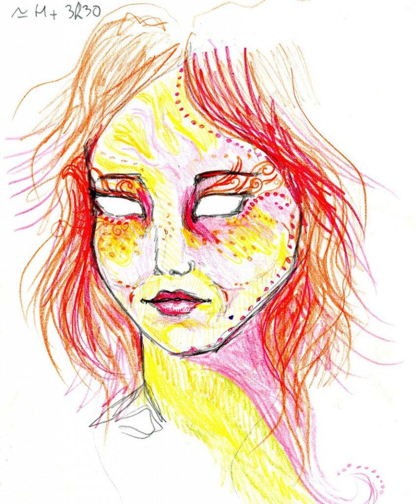 LSD Autorretratos