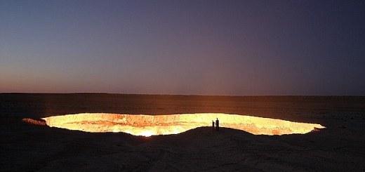 Turismo a Turkmenistán y la Puerta del Infierno