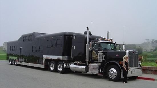 La limusina más grande del mundo