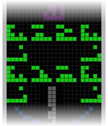 Nucleótidos del mensaje de Arecibo
