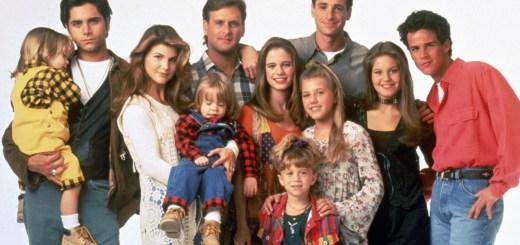 "Actores de la serie Tres por tres ""Full House"""