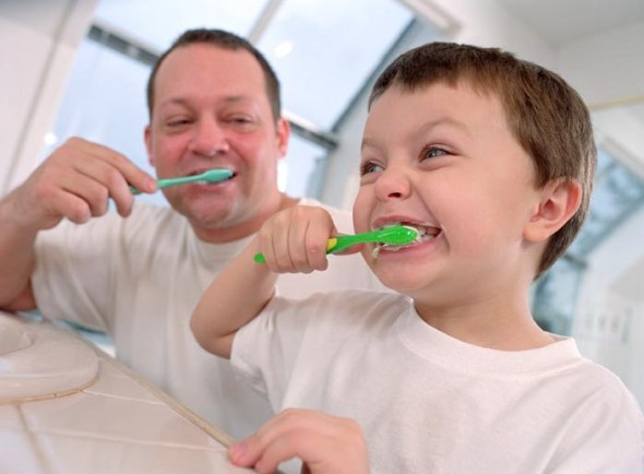 Importancia de la higiene bucal