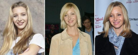 Lisa Kudrow era Phoebe Buffay en Friends