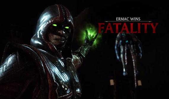 Todas las Fatalities de Mortal Kombat X