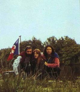 Alain Ronay fotografió a Jim Morrison