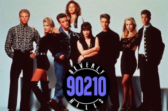 Beverly Hills 90210, personajes, actores y protagonistas