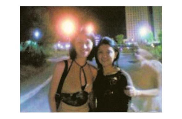 Fantasma en amigas de Filipinas