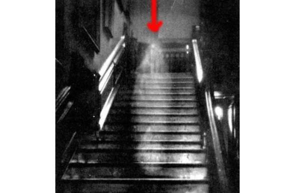 Foto del fantasma de Raynham Hall