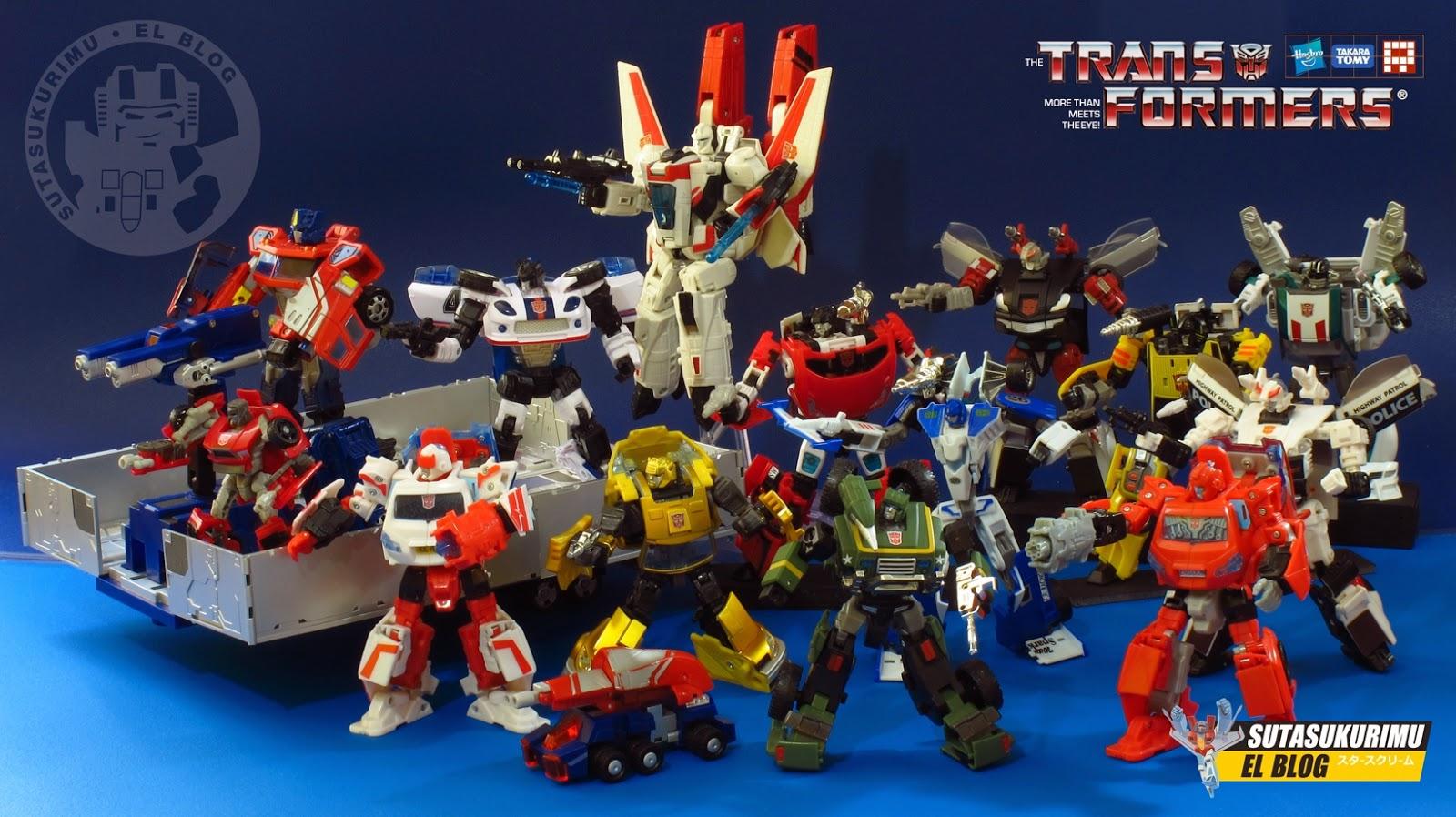 Juguetes de Los Transformers de Hasbro