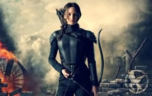 Jennifer Lawrence como Katniss Everdeen