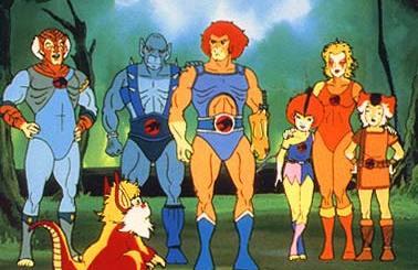 Thundercats personajes