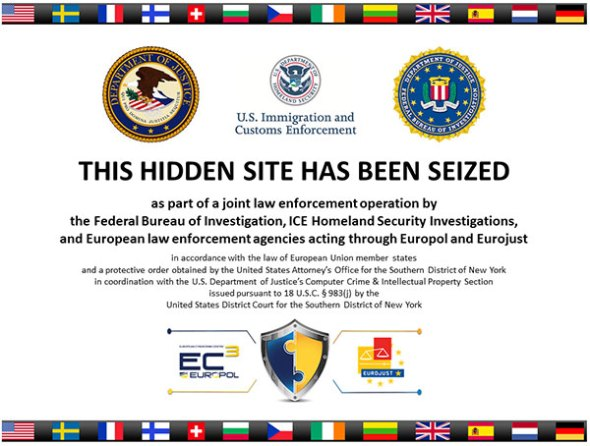 FBI en la Deep Web