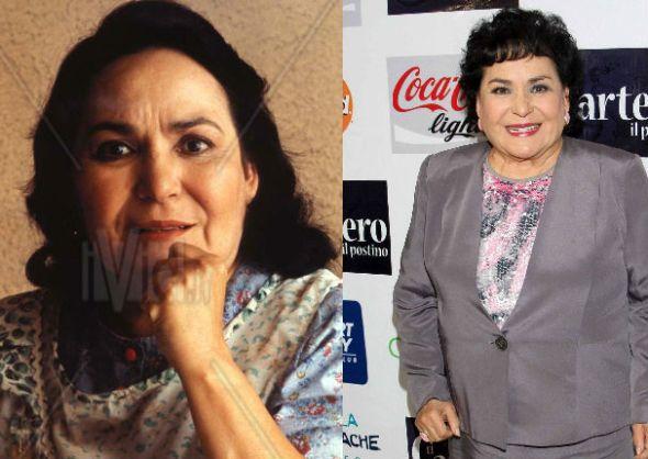 Carmen Salinas en María Mercedes