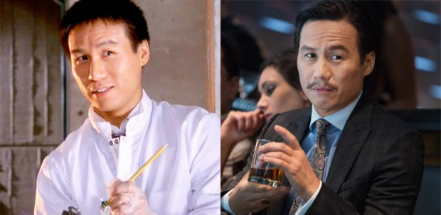 B.D. Wong en Jurassic Park