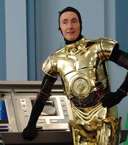 El actor de C-3PO