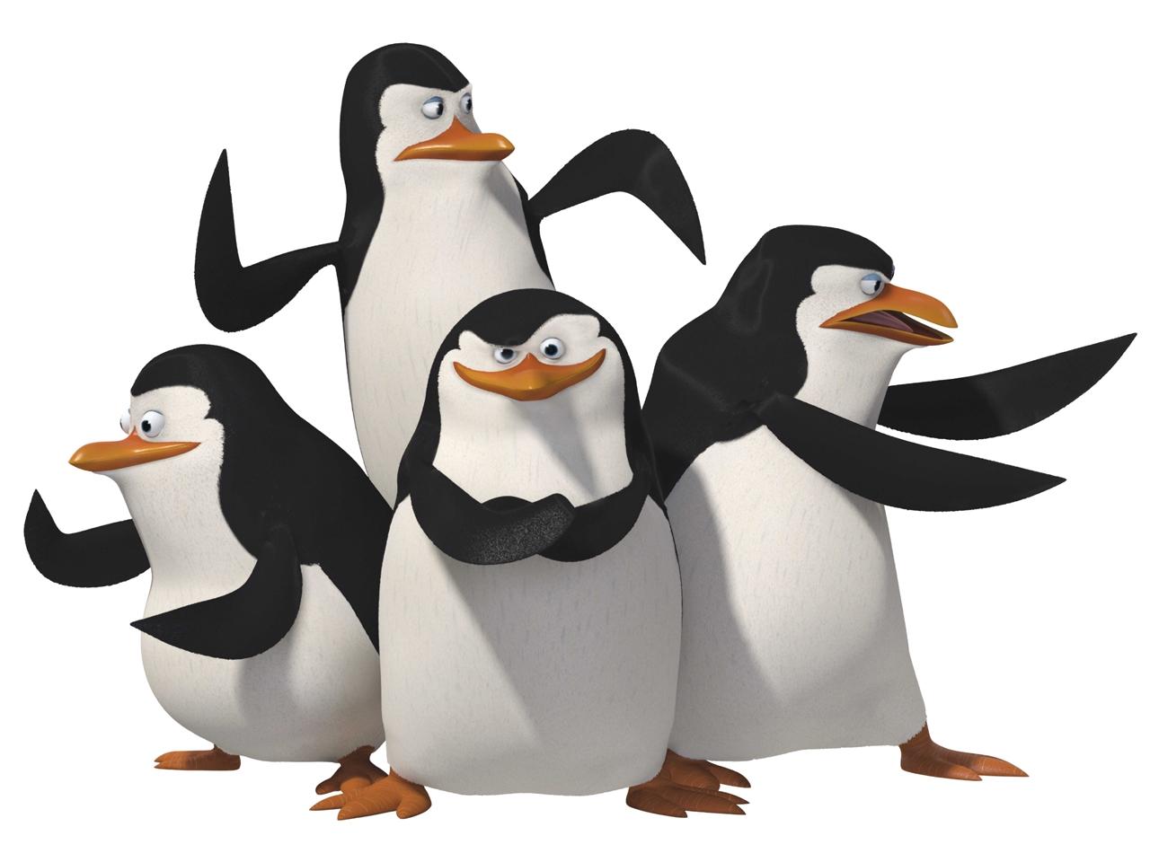 Nombre De Los Personajes De Los Pingüinos De Madagascar