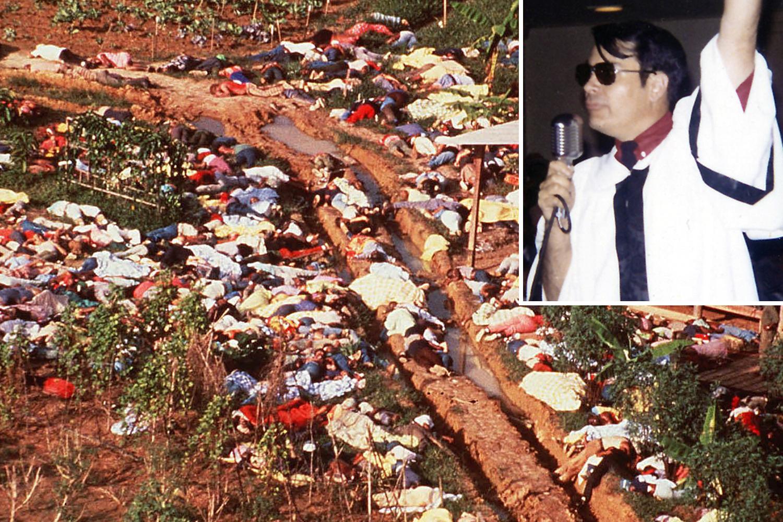 Jonestown suicidio