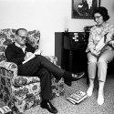 Truman Capote y Harper Lee