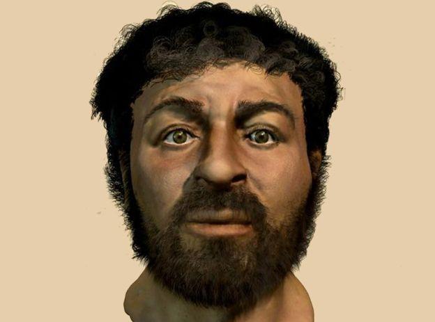 Verdadero rostro de Jesús