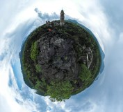 Descubrimiento (Volcán Paricutin)
