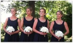 L to R: Megan, Brooke, Liz, Elyse