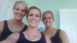Megan, Brooke, Liz