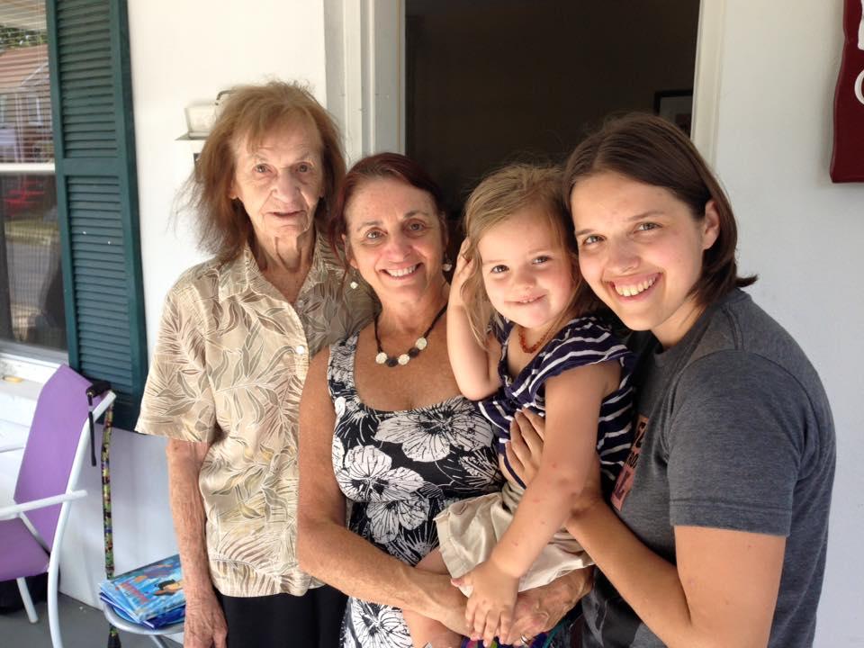 Four generations.