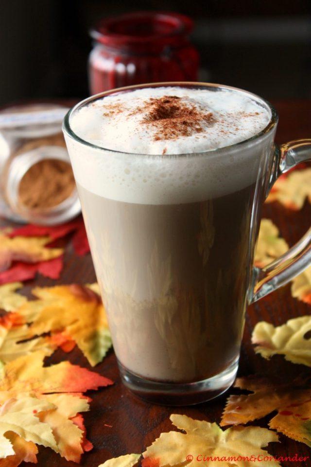 Maple Cappuccino and Maple Latte Recipe