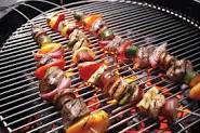 Grilling on the Patio