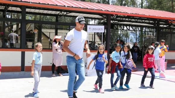 Montebello Academy y Cinnamon Escuela de Baile