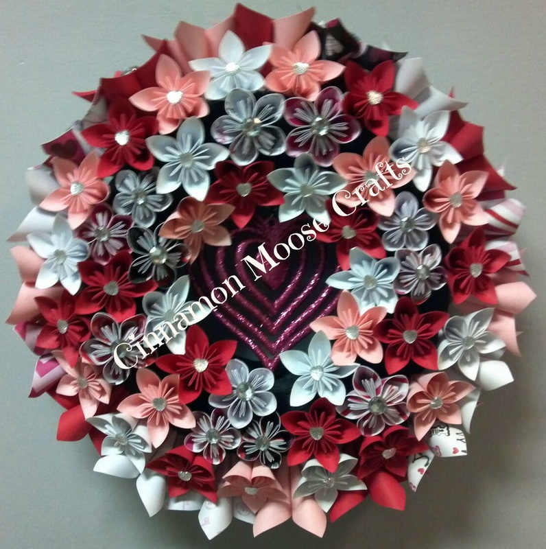 Wreaths Cinnamon Moose Crafts