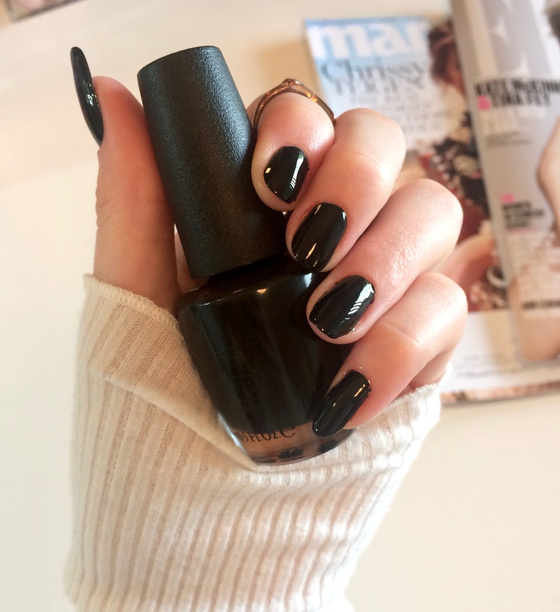 classy black nails taylor dorothy
