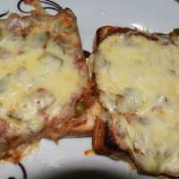 Bread Pan Pizza Recipe
