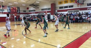 Boy's Basketball Cedar Creek win