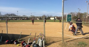 Softball at Bordentown