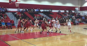 dogfight haddon township girl's basketball, oakcrest