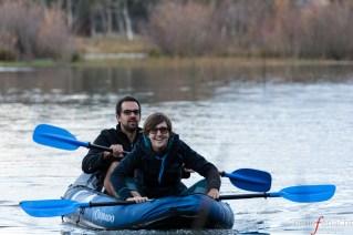The kayak-germans ;)