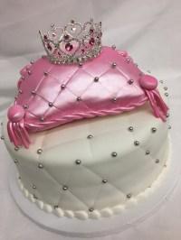 Pillow Princess Celebration cake from Cinotti's Bakery