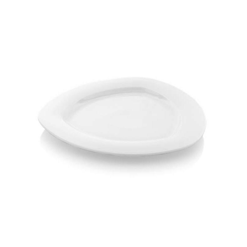 rio üçgen servis tabağı