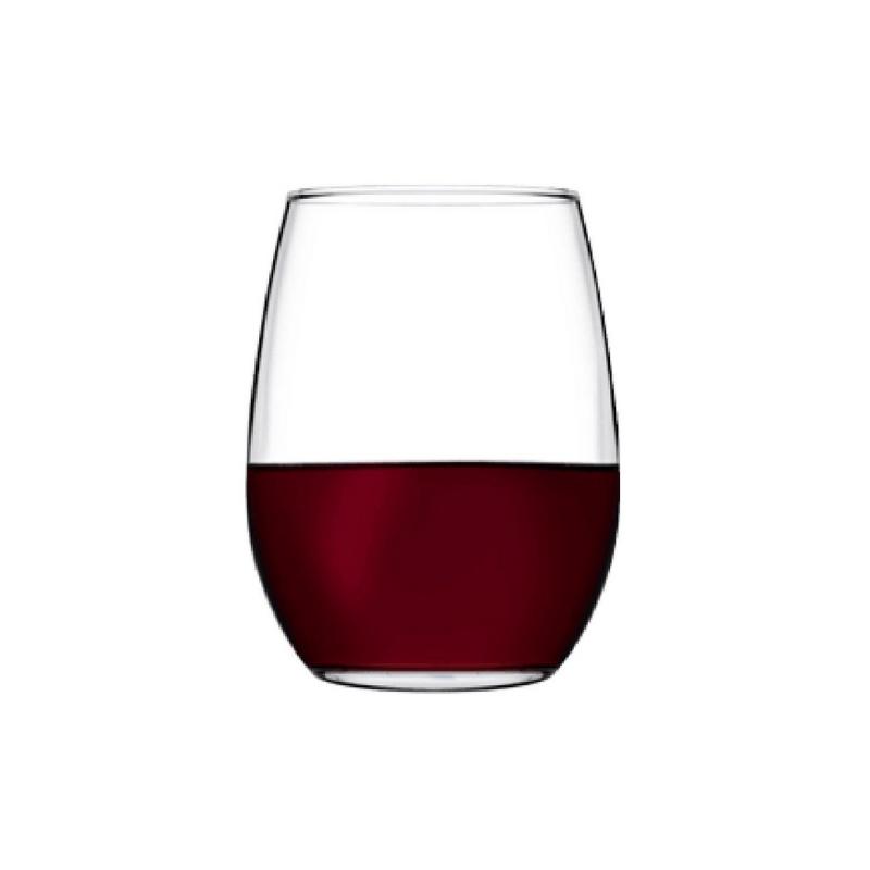 420725 Amber Kırmızı şarap bardağı