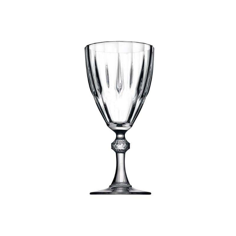 44777 Diamond Kırmızı şarap kadehi