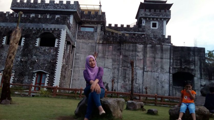 The Lost World Castle Kaliurang