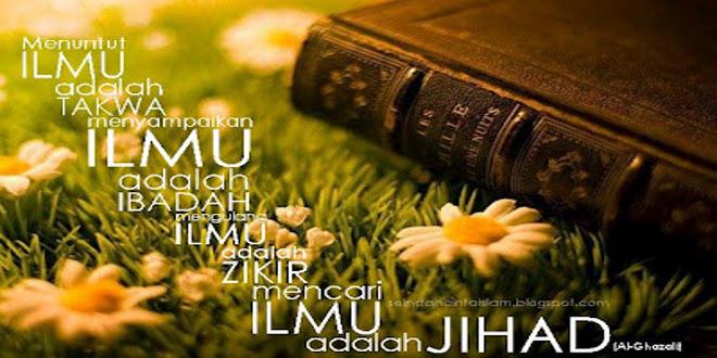 Cinta_Sunnah Ilmu Didatangi